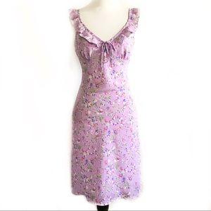 Vintage Rampage floral 90s grunge dress 7